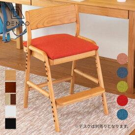 2点セット 学習チェア シートカバー カバーリング チェア 椅子 動かない ファブリック コットン 布 完成品 洗える クリーニング 送料無料 FIORE DESK CHAIR + CHIAR SEAT COVER Atype - ISSEIKI