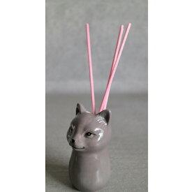 【ポイント10倍】BOUTE Fragrance Diffuser Set Cat(ねこ)【楽ギフ_包装選択】【楽ギフ_のし】【楽ギフ_のし宛書】【楽ギフ_メッセ入力】 フレグランスオイルディフューザー 動物 アニマル animal 猫