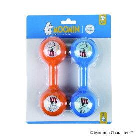 MOOMIN(ムーミン) マラカス ムーミンママ MNX150003 子供用 おもちゃ 楽器