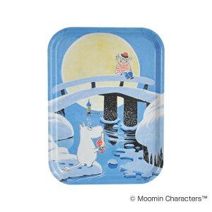 MOOMIN(ムーミン) トレイS ムーミンウィンター OPD060006【クリックポスト】メール便【送料無料】