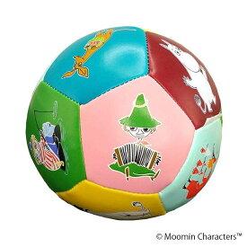 MOOMIN(ムーミン) ソフトボール ムーミンカラフル BBT990071 ボール投げ 室内 やわらかい