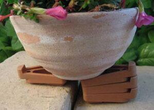 ポットアップ12P ガーデニング 植木鉢 台 園芸