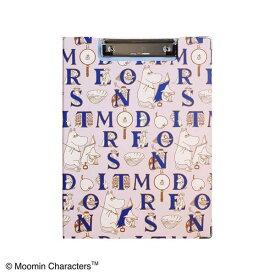 MOOMIN ムーミン クリップボード JOURNAL ベージュ ST-ZM0148 キャラクター 文具 事務用品 おすすめ