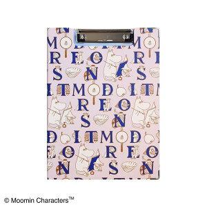 MOOMIN ムーミン クリップボード JOURNAL ベージュ ST-ZM0148 キャラクター 文具 事務用品 かわいい おすすめ【クリックポスト】メール便【送料無料】【smtb-TD】【saitama】