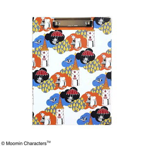 MOOMIN ムーミン クリップボード KUMO ホウイト ST-ZM0149 キャラクター 文具 事務用品 かわいい おすすめ【クリックポスト】メール便【送料無料】【smtb-TD】【saitama】