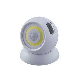 COBセンサーライト(マグネット台座付き)SV-6360