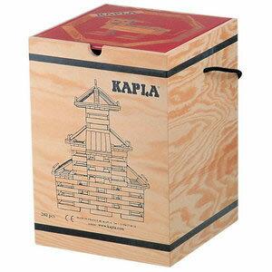 【KAPLA(カプラ)・カプラ 280ピース】【 送料無料 】【ラッピング不可】