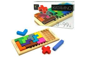 【KATAMINO(カタミノ)】フランス Gigamic(ギガミック)頭脳ゲーム 3歳から99歳