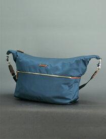 ダニエル&ボブ  Daniel&Bob t034-1801と同品番 アヴィオブルー&ブラウン 名作JASMINE ジャスミン デイビスナイロン 2wayハンドルショルダーバッグ メンズバッグ でらでら 公式ブランド
