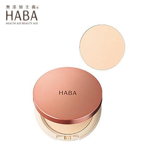 ハーバー HABA エアリープレストパウダー 11g 通販