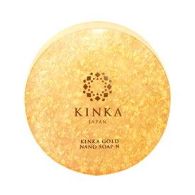 【あす楽】【在庫限り】金華ゴールド ナノソープ N 通販 KINKA 箔一 (mz) (deal)