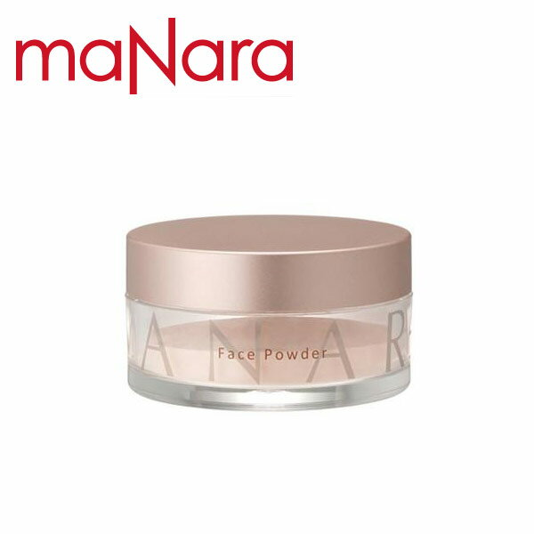 マナラ フェイスパウダー (SPF23 PA+) maNara 通販 (mn) (d)