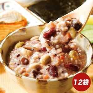 MM25種の味わい健康粥(かつお昆布だし)200g×12袋