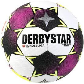 【公式】新入荷 ダービースター DERBYSTAR サッカーボール BRILLANT TT BUNDESLIGA 2020-2021シーズン 5号球