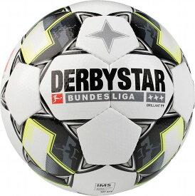 【キャッシュレス5%還元】ダービースター ブンデスリーガ サッカーボール 4号球 Brillant TT BUNDESLIGA 4号