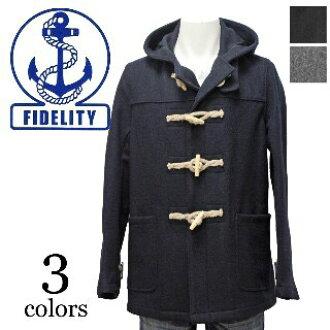 DEROQUE | Rakuten Global Market: FIDELITY (fidelity ) DUFFLE COAT ...
