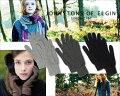 ジョンストンズJohnstonsカシミアグローブ手袋CashmereGloves高級ブランド[HAD01001]