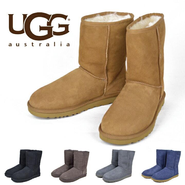 UGG アグ メンズ ブーツ ムートンブーツ クラシック ショート CLASSIC SHORT MENS 5800