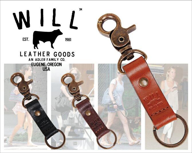 will leather goodsウィルレザーグッズキーチェーンwill leather goods トート will leather goods トートバッグキャンバストートバッグ ストライプトートバッグWren Keychain