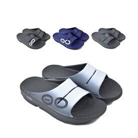 OOFOS ウーフォス /OOahh Sport 1500 ウーアースポーツ スライドサンダル ランニング リカバリーシューズ 靴