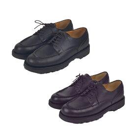 KLEMAN クレマン FRODAN Uチップシューズ 靴 レザー シューズ メンズ レディース ドレスシューズ KA32102 KA32107