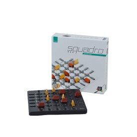 Gigamic ギガミック SQUADRO MINI 木製ボードゲーム スクアドロミニ ボードゲーム テーブルゲーム 木製 知育玩具 脳トレ 知育 玩具 おもちゃ パズルゲーム