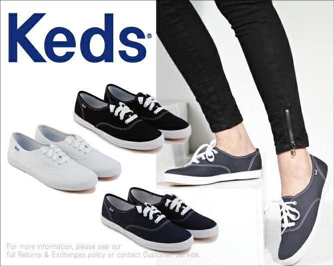 keds ケッズ キャンバススニーカー レディース CHAMPION OXFORD チャンピオン オックスフォード  ローカット  【西日本】