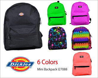 DICKIES Dickies 背包迷你背包孩子儿童背包 I27088