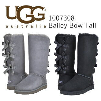 4749a8f82e8 Ugg boots Womens Sheepskin boots knee high boots long Mouton boots UGG  Bailey Bow Tall 1007308