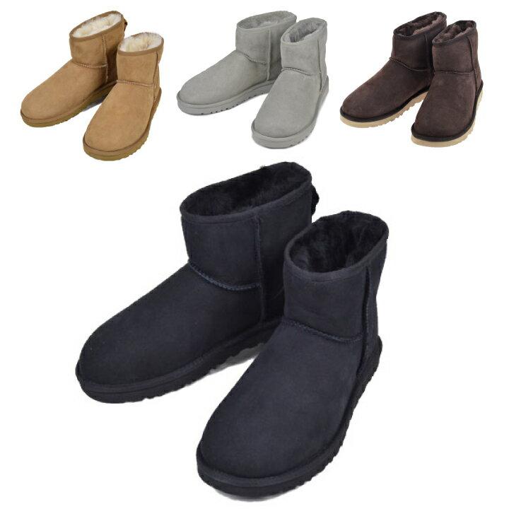 UGG アグ メンズ ブーツ クラシックミニ CLASSIC MINI ムートンブーツ 【西日本】