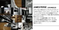 ジェームスパースtシャツuネックレディース半袖白メール便送料無料JAMESPERSES/SRELAXEDCASUALWMJ3449【西日本】