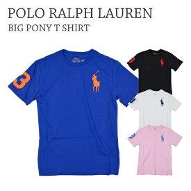 送料無料ラルフローレン POLO RALPH LAUREN BOYS ビッグポニー Tシャツ BIG PONY TEE【西日本】