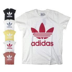 アディダス adidas original ビッグ トレフォイル Tシャツ Big Trefoil Tee オリジナルロゴTシャツ 【西日本】