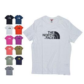 THE NORTH FACE ザ ノースフェイス M S/S EASY TEE FS0A2TX3 ロゴ Tシャツ メンズ レディース ユニセックス 半袖 カットソー【西日本】
