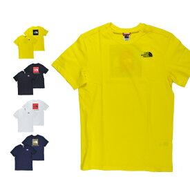 THE NORTH FACE ザ ノースフェイス Men's s/s Redbox Tee ボックスロゴ メンズ Tシャツ NF0A2TX2【西日本】