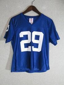 ネコポス可能 NFL インディアナポリス・コルツ Joseph Addai ゲームシャツ WOMAN'S M【中古】【レディース】【MEDIUM】