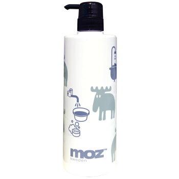 MOZボトルディスペンサー抗菌加工