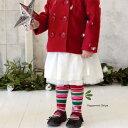 【在庫限り】【メール便216円】SALE セールBabylegs ベビーレッグス BT11-755 Peppermint Stripe 子供用 タイツ レギンス...