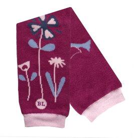 【80%OFF】ベビーレッグス レッグウォーマー キッズ ベビー 花 フラワー Babylegs BL12-0003 UVカット 日焼け対策 冷え対策
