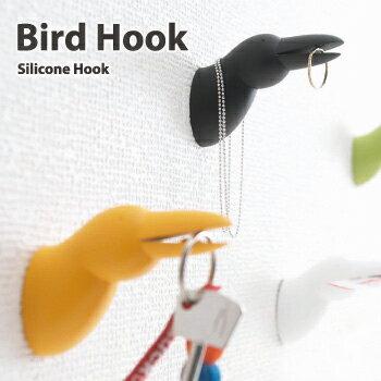 【30%】【在庫限り】SALE セール 【 h concept +d / アッシュコンセプト プラスディー 】 Bird Hook バードフック 鳥 壁掛け フック