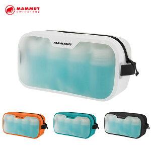 MAMMUT マムート 防水ケース Sサイズ ポーチ オーガナイザー Smart Case Light トラベルポーチ 旅行 小物入れ