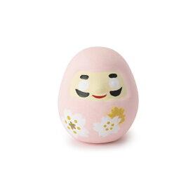 中川政七商店 桜咲くだるまみくじ 合格祈願 陶器 置物 インテリア ダルマ