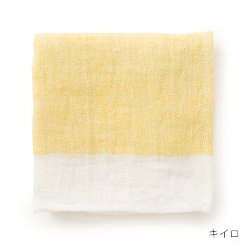 【中川政七商店-mottaモッタ】motta032ハンカチリネン100%ガーゼ調ヘリンボーン生地6色