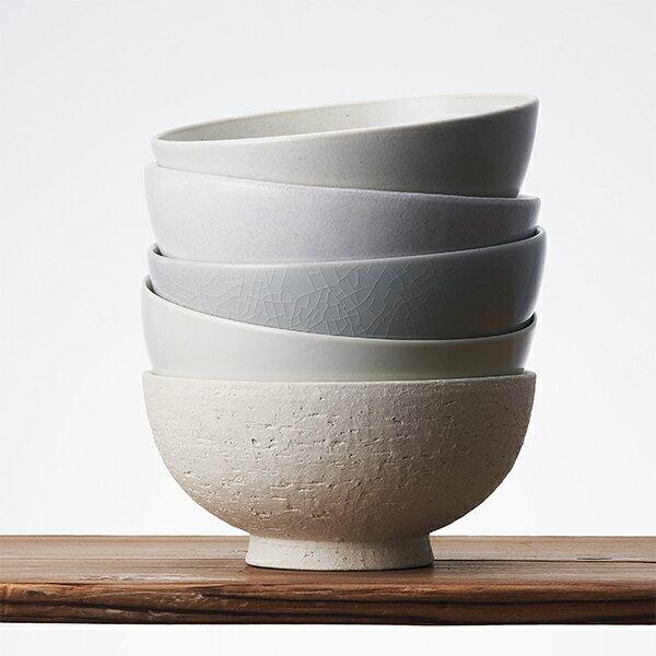 THE 飯茶碗 有田 天草陶石 / 白磁 / 柄杓掛