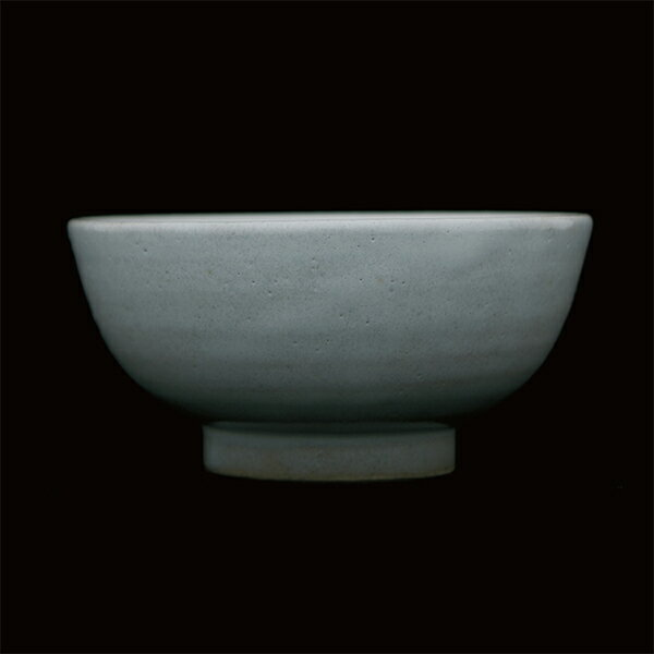 THE 飯茶碗 益子 締土 / 糠白釉