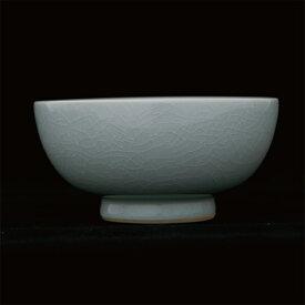 THE 飯茶碗 瀬戸 古染土 / 透明釉 / 貫入