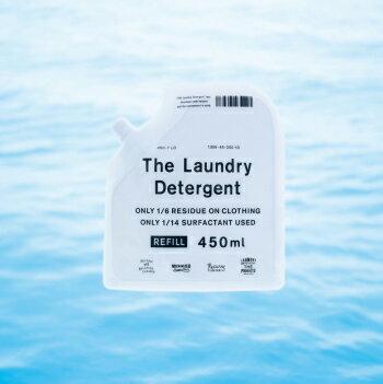 THE 洗濯洗剤 The Laundry Detergent 詰替え パック450ml