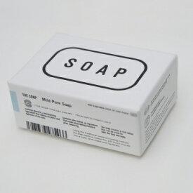 THE SOAP WHITE ザ ソープ ホワイト 天然 無添加 せっけん 石鹸