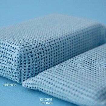 THESPONGEザ・スポンジ驚異洗浄力耐久性抜群業務用スポンジ特殊合成ゴム極性高分子ラテックス