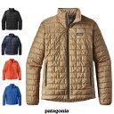 2017 FW 秋冬新作 Patagonia パタゴニア 84212 メンズ・ナノ・パフ・ジャケット Men's Nano Puff Jacket